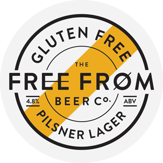 Free From Beer Company Pilsner lager logo